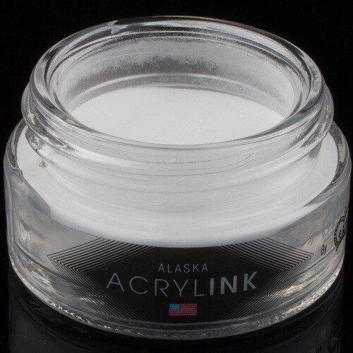 Acrylink Acrylic Powder ALASKA-CLEAR (10g)