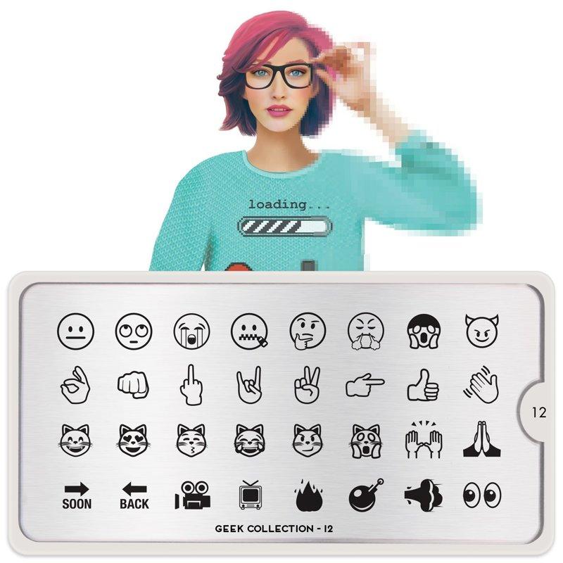 Geek 12