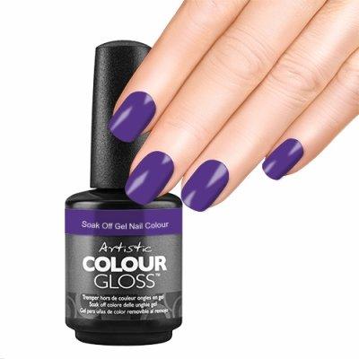 Pin-up Purple