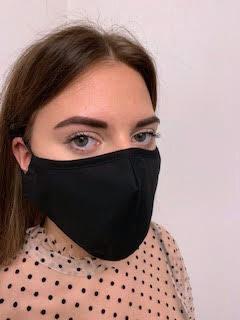 MELNA auduma maska ar filtru