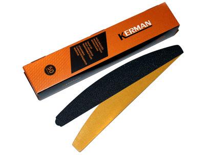Kerman Self-Adhesive Removable Files HALF MOON, 50 pcs