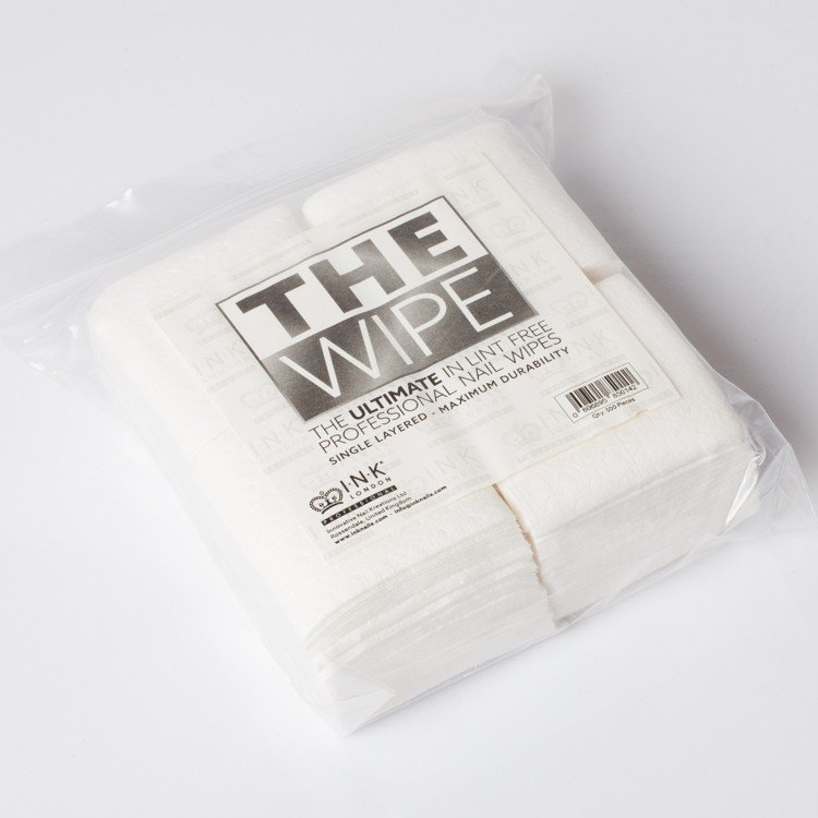 The Wipe - manikīra salvetītes (500 gab)